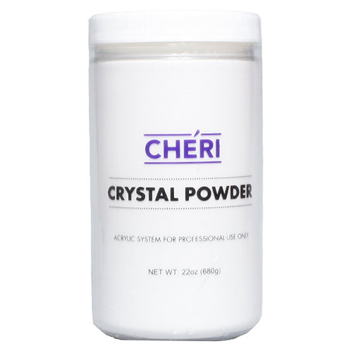 CHERI POWDER CRYSTAL CLEAR 22OZ