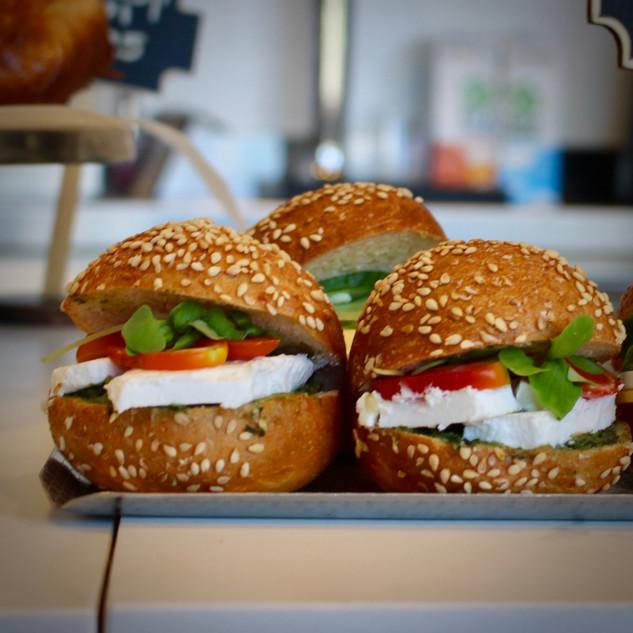 לחמניות סנדוויץ׳