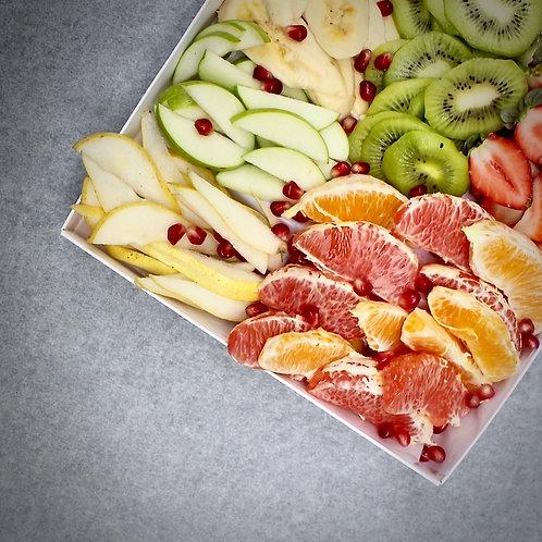 פלטת פירות העונה