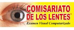 Logo comisariato lentes