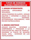 Tipos de alarma contra incendios