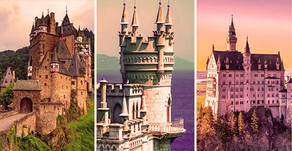 10 Most Spectacular Castles In Europe You Need To Visit