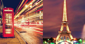 2-in-1 London and Paris 8-day vacation with Air from $799!