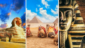 9-day Nile Adventure Cruise in Egypt with Pyramids Tour from $500!