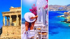 Flexible 8-Day Greece Tour: Athens, Mykonos and Syros in one trip from $944!