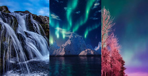 3-in-1! Norway, Iceland and Finland from NYC, BOS, or D.C. from $574!