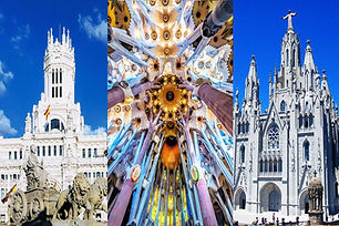 Flexible! 2-in-1 Madrid and Barcelona 5-day Tour from $395!