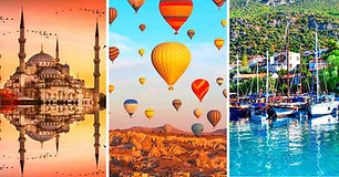 9-Day Flexible Multi-City The Best of Turkey Tour from $928!