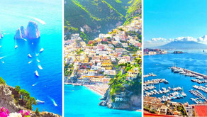 8-Day South of Italy Self-Drive Tour from $913!