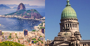 2-in-1 Brazil and Argentina 8-day vacation with Air from $1149!