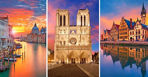 10-Day Seven European Countries Tour from $1510!