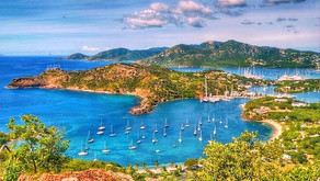 Round-Trip Flights USA to Saint John's, Antigua with no cancellation fees from $340