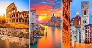 7-Day Multi-City Italy Tour By High-Speed Train for $988!