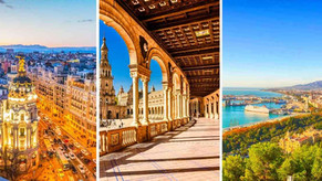 Flexible 6-Day Madrid and Andalusia Fully Guided Tour from $606!