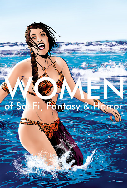 WIX_women of scifi fantasy horror_beach