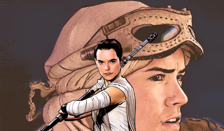 Rey, Star Wars: The Force Awakens