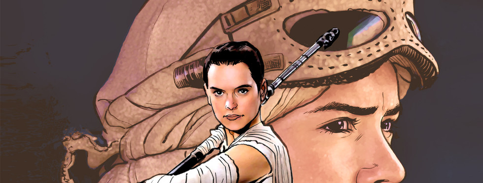Rey, Star Wars: The Force Awakens