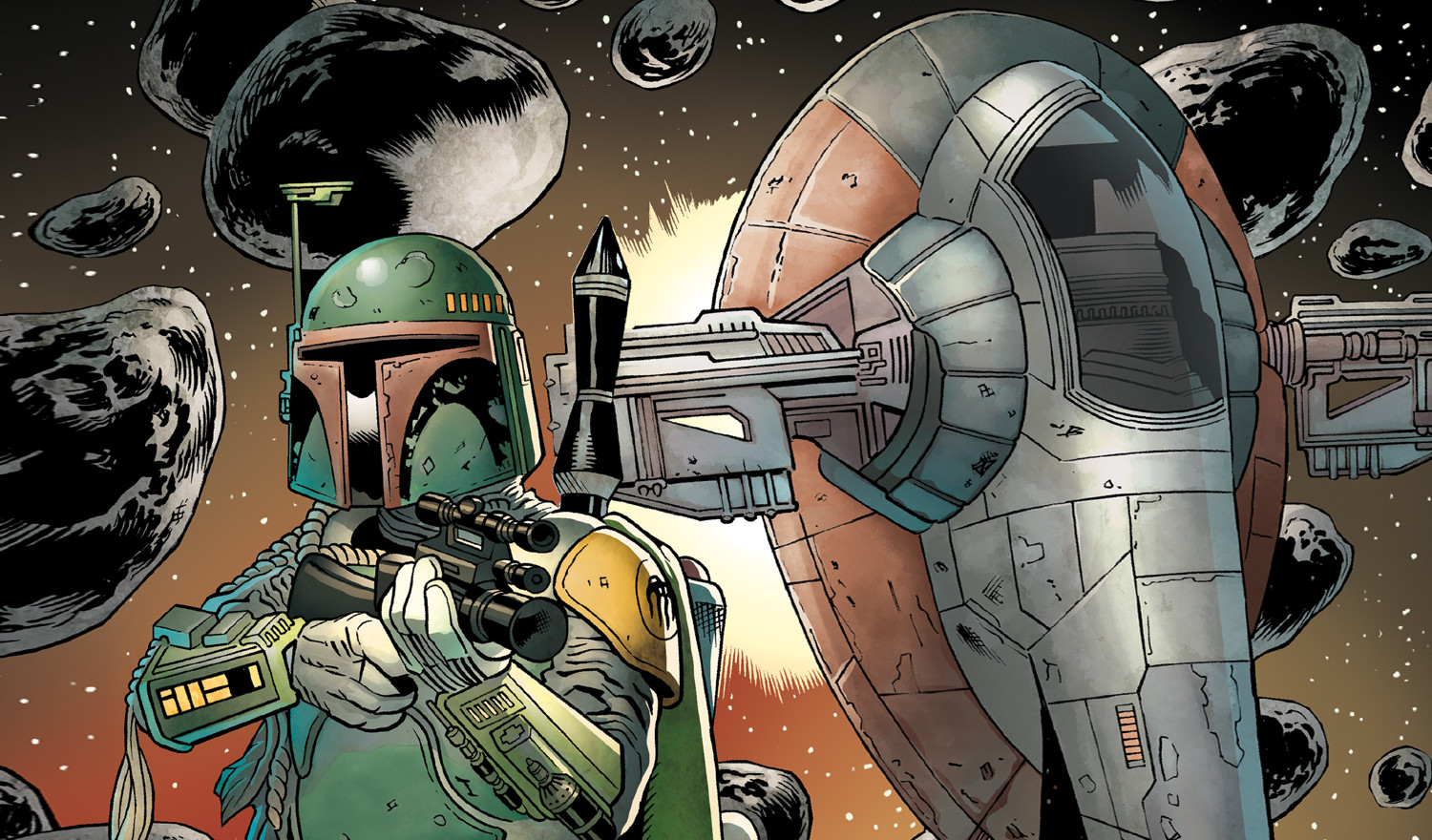 Boba Fett, Star Wars: The Empre Strikes Back