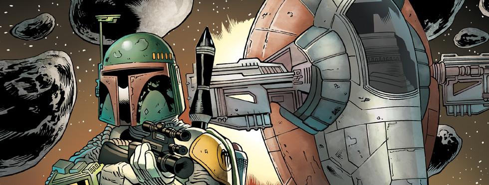 Boba Fett, Star Wars: The Empre Strikes Back