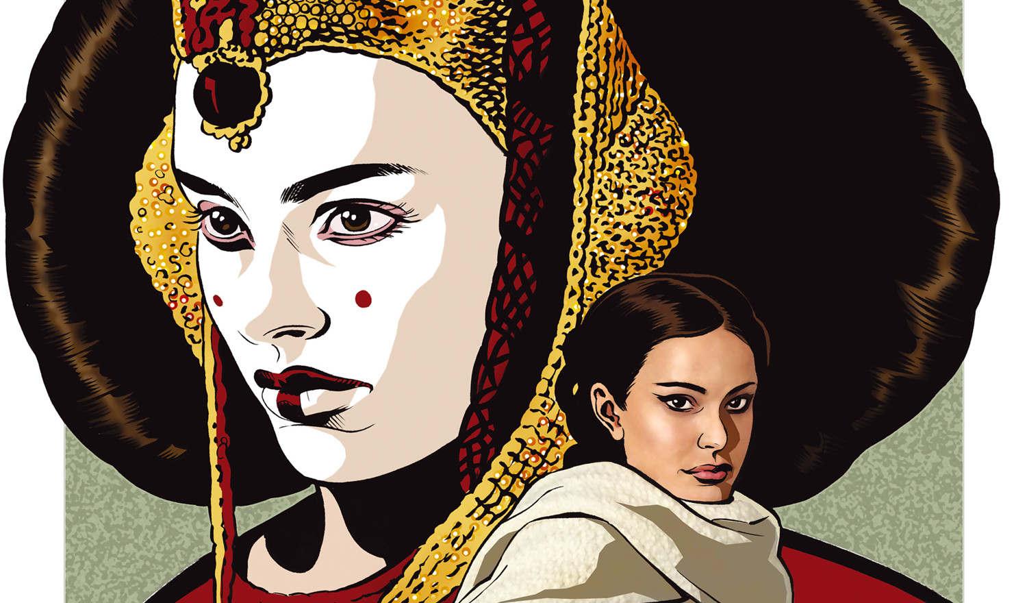 Padme/Queen Amidala, Star Wars: The Phantom Menace