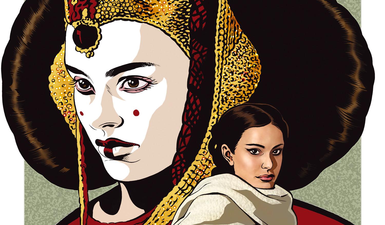 Padme/Queen Amidala, Star Wars: The Phantom Menace