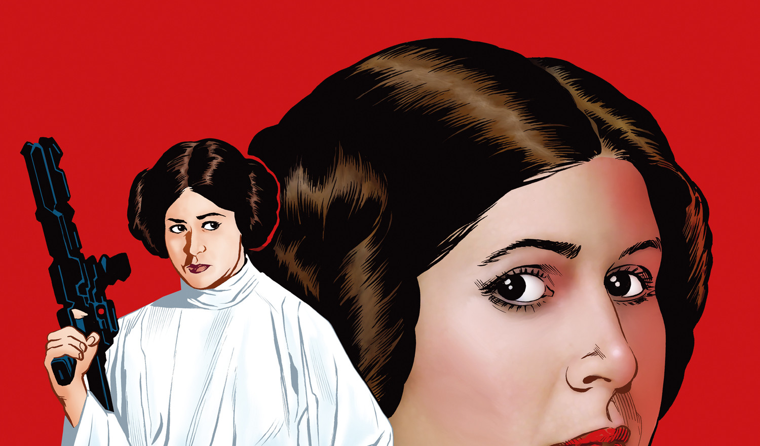 Princess Leia, Star Wars: A New Hope