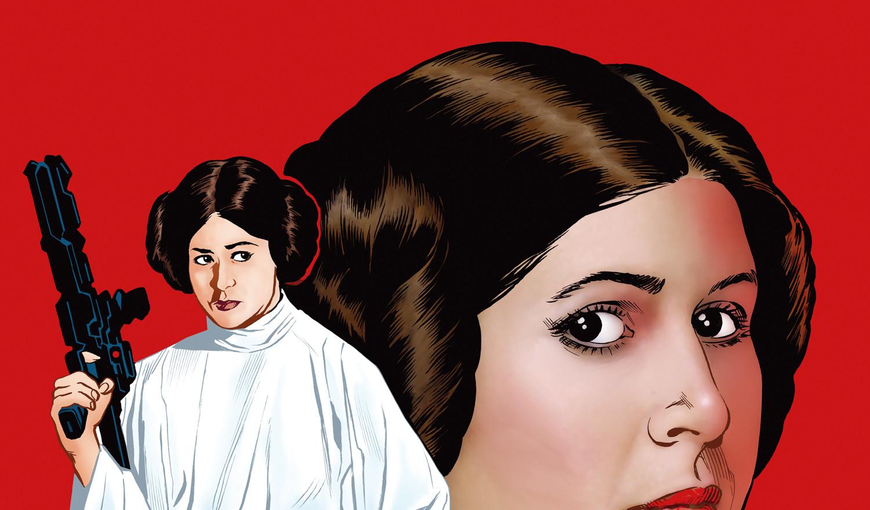 Princess Leia, Star Wars: A New Hope
