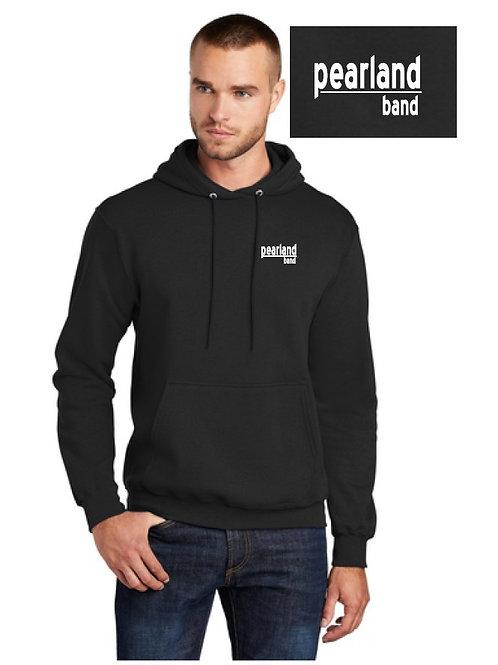 Pocket-logo Hoodie