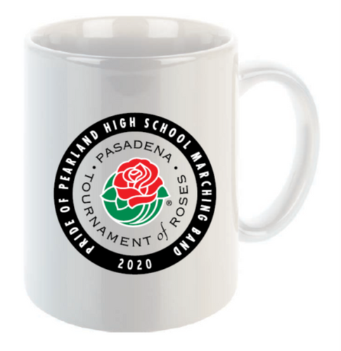 c72124ad Pearland Band Rose Parade® 15 oz. Mug