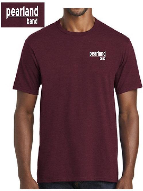 Pocket-logo Pearland Band T-shirt