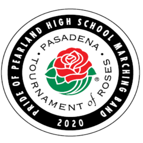 Pearland Band Rose Parade® 2.5-inch Round Magnet