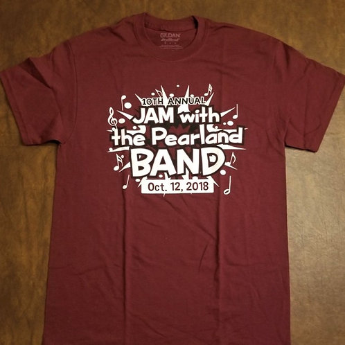 2018 Jam with the Band T-shirt