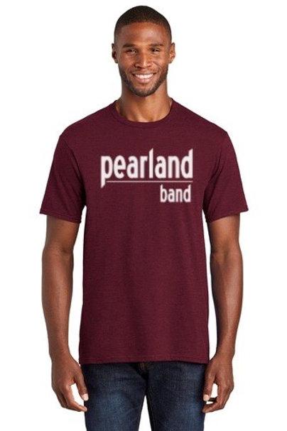 Full-logo Pearland Band T-shirt