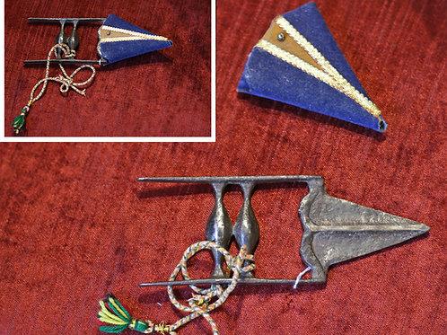 סכין הגנה עצמית לנשים מסוף המאה ה-19