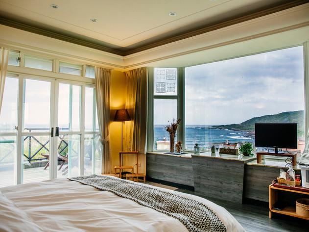 海景天空套房 Room#201