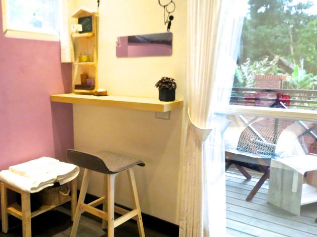 花園景觀房 Room#102