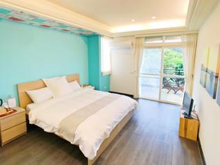 山海景觀房 Room#202