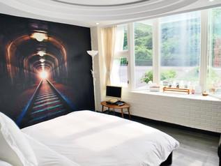 山頂雲彩房 Room#203