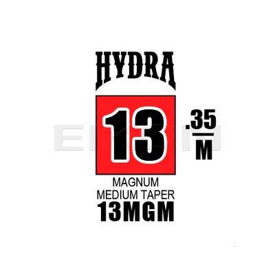 "Иглы Hydra магнумы ""Hydra Magnum - Medium Taper - 13"""