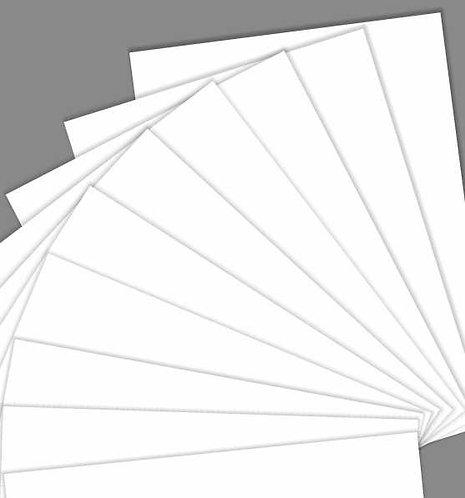 Мелованный картон 1/ст