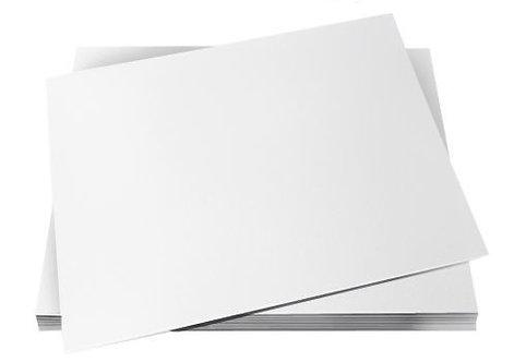 Пластик белый для струйной печати