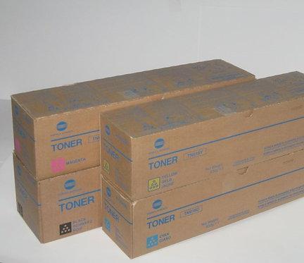 Тонер-картридж Konica Minolta TN-616 Yellow