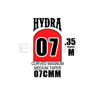"Иглы Hydra магнумы ""Hydra Curved Magnum Medium Taper 07"""
