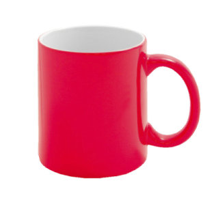 Кружка-хамелеон стандарт красная