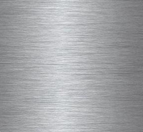 Сублимационный алюминий 30х60 серебро шлифованное