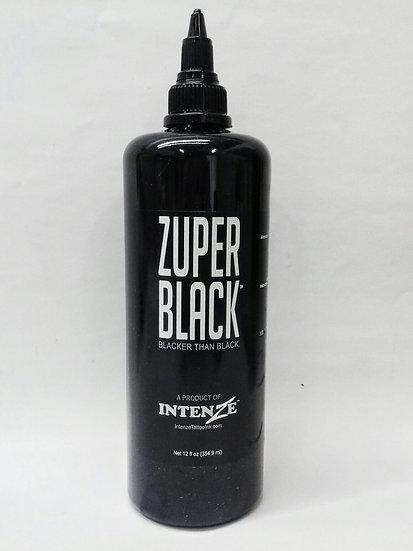 Краска Intenze ZUPER BLACK 1 унция- 30мл.