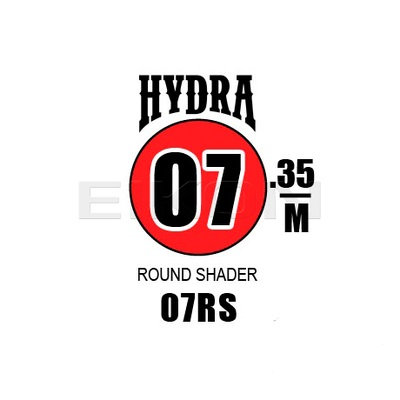 "Иглы Hydra Shaders покрасочные ""Hydra - Round Shaders - 07"""
