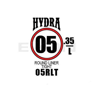 """Иглы Hydra контурные """"Hydra Round Liners - Tight - 05"""""""