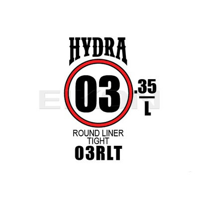 "Иглы Hydra контурные ""Hydra Round Liners - Tight - 03"""