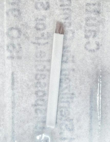 Лезвие мануальное 7 игл (сталь)